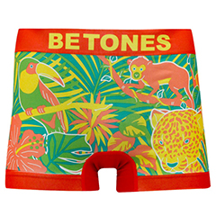 BETONES(ビトーンズ)SAFARI(SAF001)Red