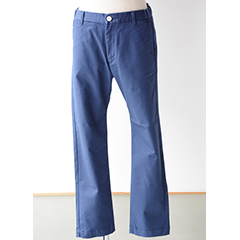 カフィカ kafika COOLMAX TWILL LOUNGE TROUSERS(kfk087)BLUE(4)