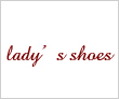 Lady's shoes